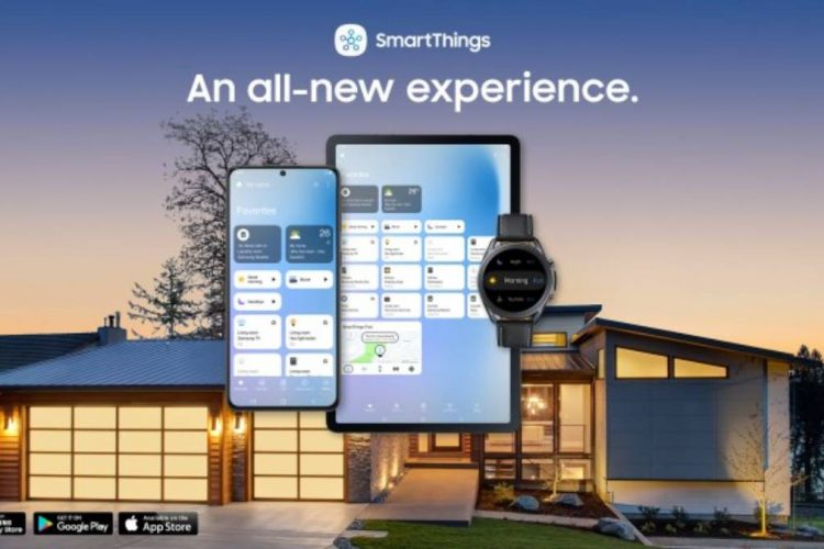 Samsung Introduces the New SmartThings Experience