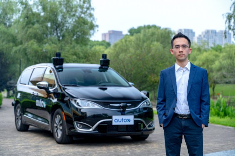 AutoX debuts 'Gen5' of its fully driverless robotaxis
